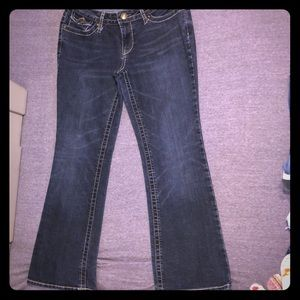 ANA bootcut jeans 8P like new